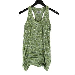 Athleta Fastest Track Ruched Tank Top